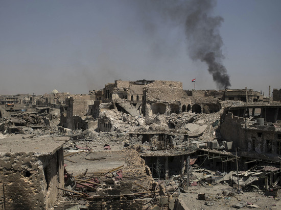 От «халифата» ИГИЛ в Ираке откололась часть террористов