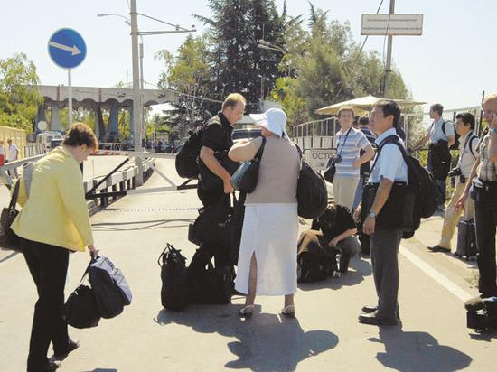 Подробности убийства российского туриста в Абхазии: задержали 20 человек