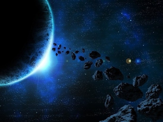 Ученые: летом кЗемле приблизятся семь потенциально рискованных астероидов