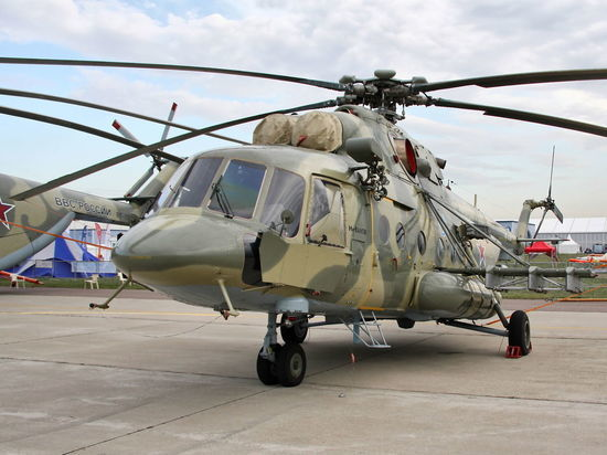 ВРоссии создали вертолет для борьбы стеррористами