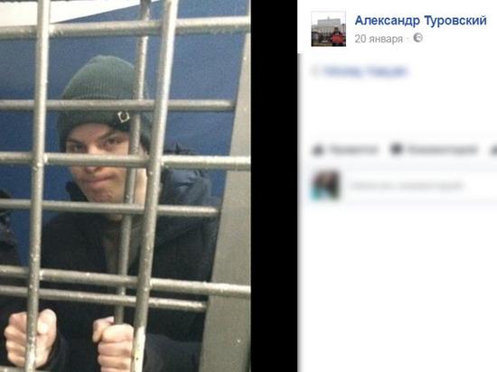 Избитый полицией волонтер объяснил свой разрыв с Навальным