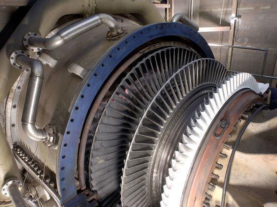 """СМИ увидели в Крыму две новые турбины, """"похожие на Siemens"""""""