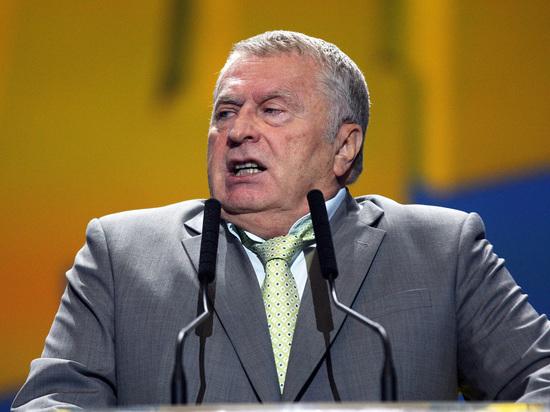 «Знаю, как истратить»: Жириновский потребовал у Володина 20 миллионов