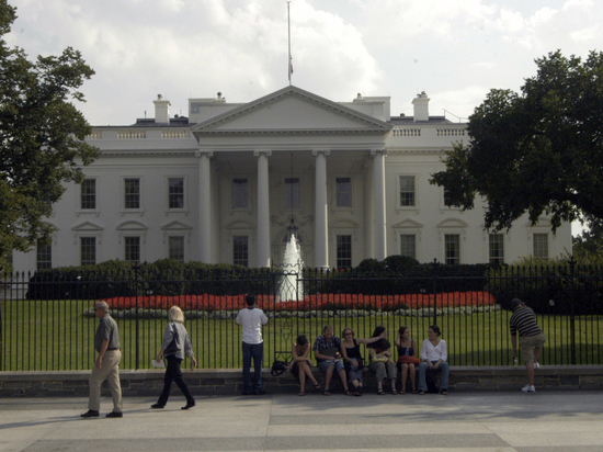 Белый дом поошибке отправил приветственное письмо отимени Обамы
