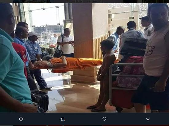 СМИ в Хургаде напали на иностранных туристов убиты двое украинцев