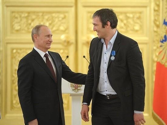 Эксперт оценил свадебный подарок Путина Овечкину: чайные сервизы не устаревают