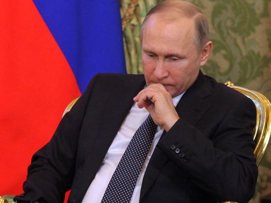 Путин: Киев выйдет изкризиса, когда уукраинцев завершится  терпение