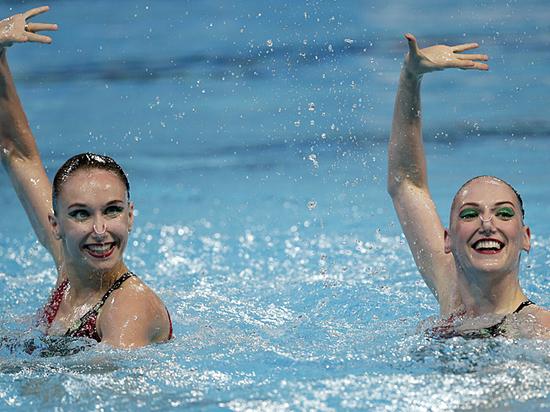 Сборная России лидирует на венгерском ЧМ по водным видам спорта