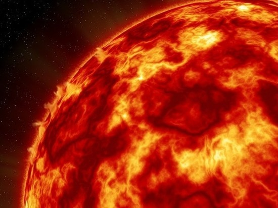 Масштабная вспышка наСолнце может привести ккатаклизмам наЗемле