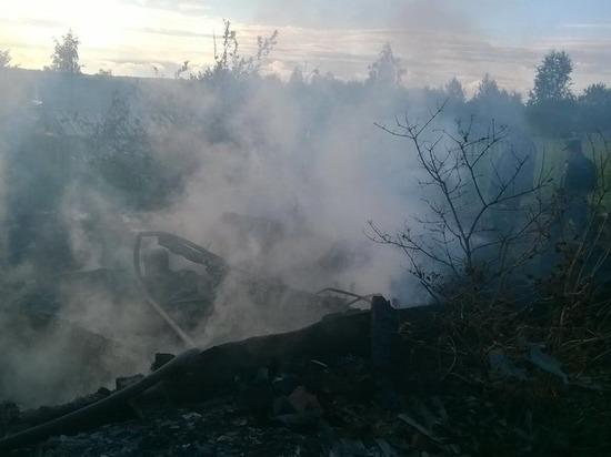 Пожар в Братске унес жизни двух семей с детьми