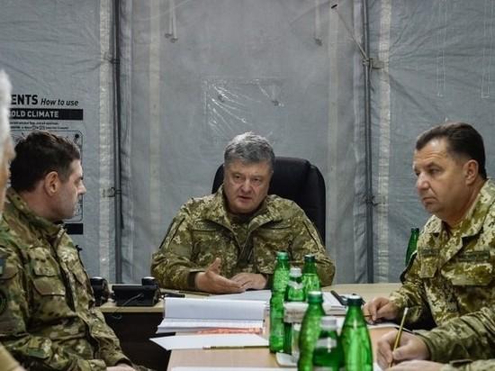 В годовщину гибели MH17 Порошенко рассказал о «российской» ракете