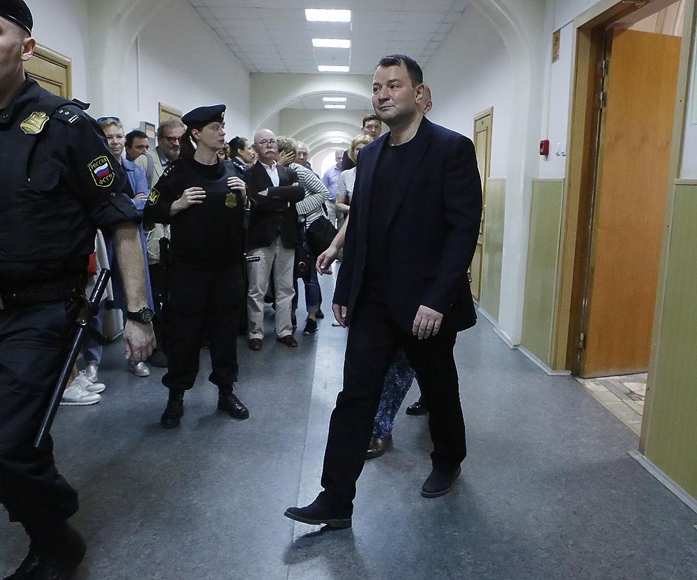 Генпрокуратура назвала преступным арест прежнего директора «Гоголь-центра» Алексея Малобродского