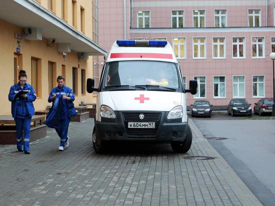 Появилось видео последствий смертельного ДТП на Варшавском шоссе Москвы