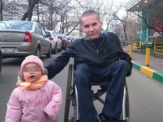 Суд освободил инвалида, «русского Хокинга» из СИЗО