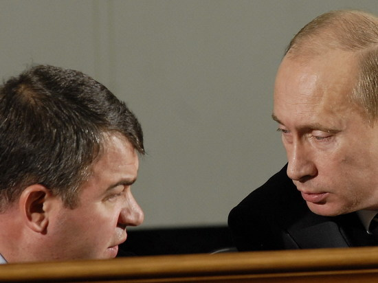 Сердюкова не пустили к Путину на МАКСе
