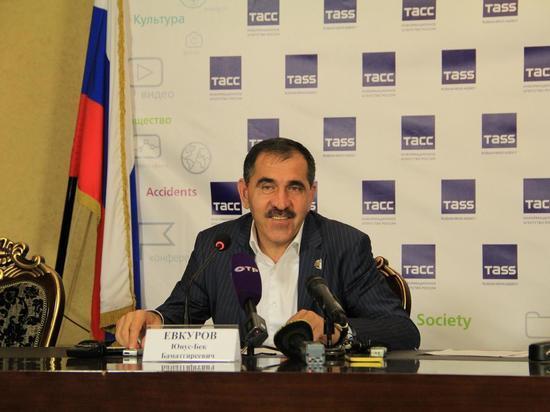 Глава Ингушетии Юнус-Бек Евкуров: «Будущее строим сегодня»