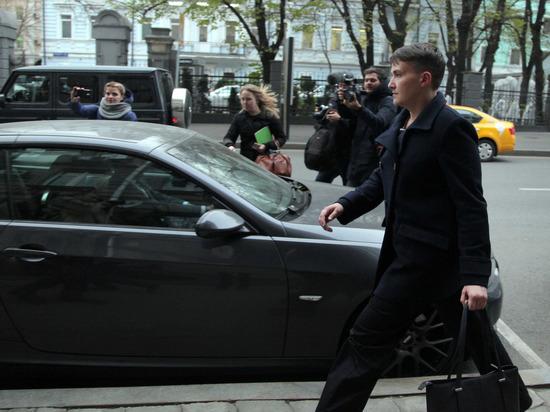 Савченко воплотила себя в новой партии