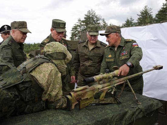 Шойгу оценил, как применяют сирийский боевой опыт в Нижегородской области