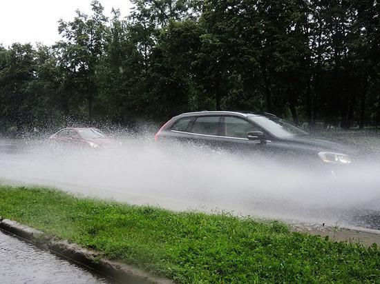 Реанимация утопленника: если ливень затопил салон авто через открытое окно