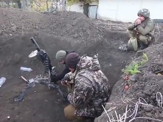 Минобороны Украины сообщило о погибели 9-ти военных вДонбассе засутки
