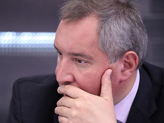Рогозин: в Молдавии сами придумали историю с военным самолетом