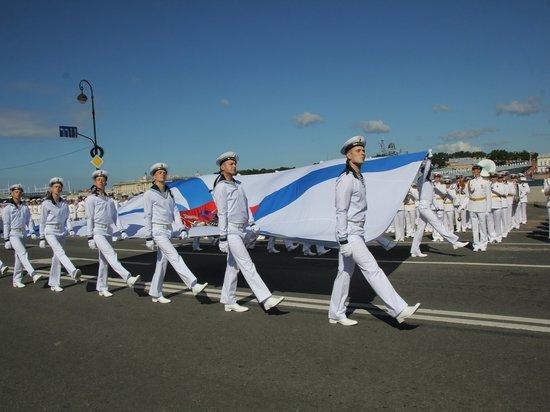 Главком ВМФ: «Мы впервые проведем военно-морской парад в Средиземном море»