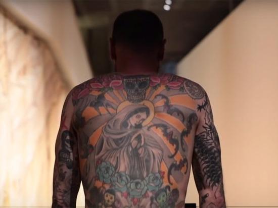 Эксперта не удивила продажа татуированной спины живого швейцарца