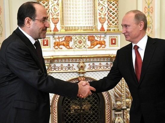 Вице-президент Ирака попросил весомого военного присутствия России в стране