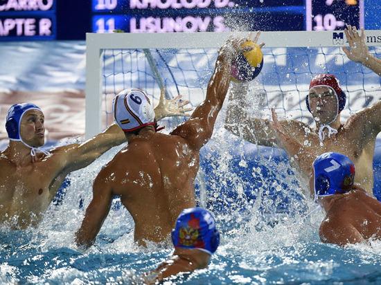Российские сборные по водному поло оказались в восьмерке сильнейших