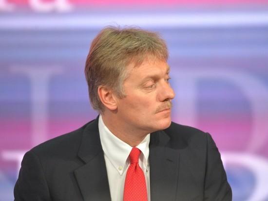 Песков прокомментировал сообщения о стягивании войск к украинской границе