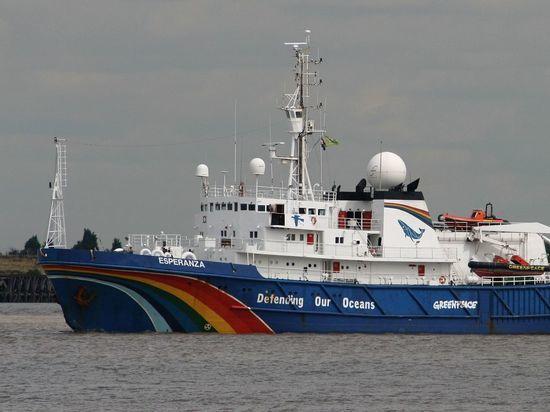 Greenpeace опроверг получение российских денег на борьбу со сланцевой нефтью