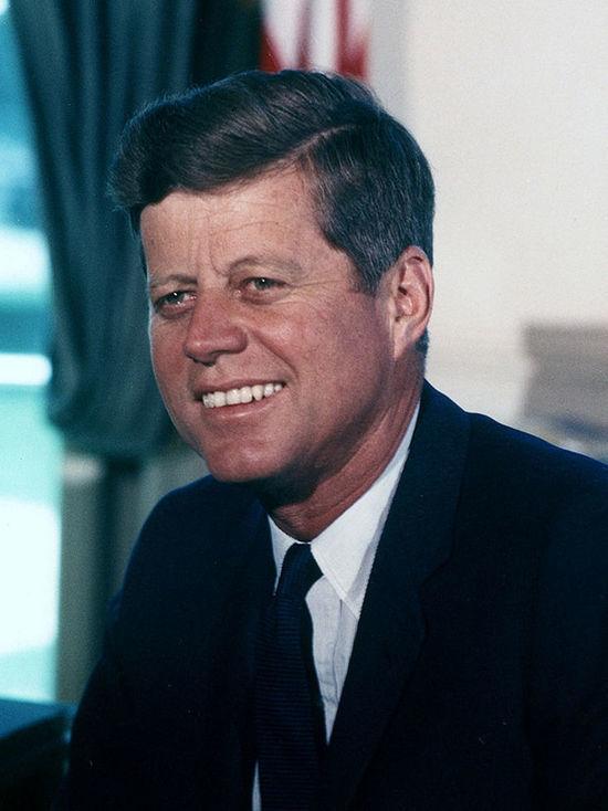 В США рассекретили документы по делу об убийстве Джона Кеннеди