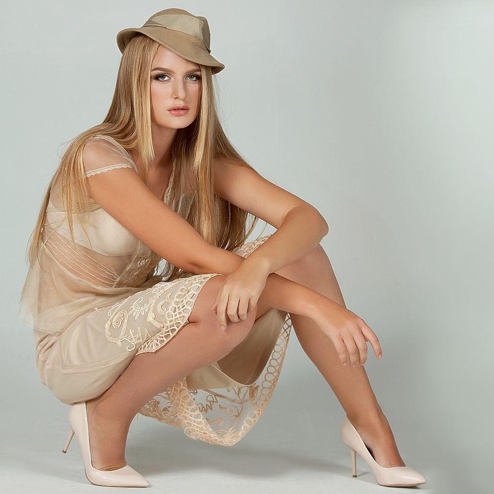 Одна из самых красивых крымчанок представит Крым на конкурсе юных моделей