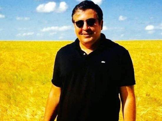 """""""Грузинского Януковича"""" Саакашвили лишили гражданства Украины"""