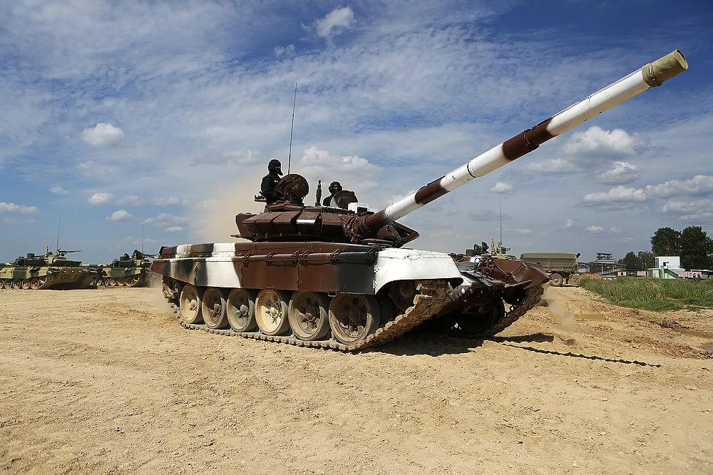 В 5-ти государствах мира стартуют военные игры
