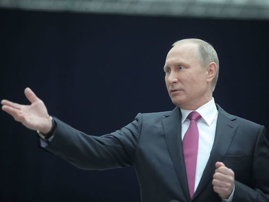 """Путин пригрозил США ответом на санкционное """"хамство"""""""