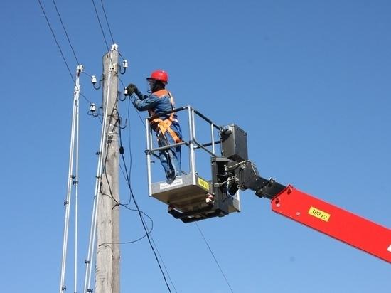 Энергетики «Ивэнерго» оперативно восстанавливают нарушенное циклоном электроснабжение потребителей в Ивановском районе