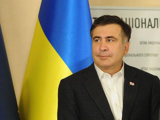 Саакашвили будет судиться загражданство Украинского государства