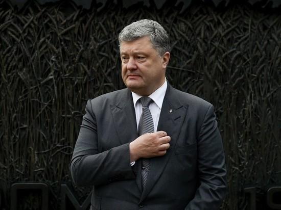 Порошенко выступил запризнание автокефалии украинской церкви