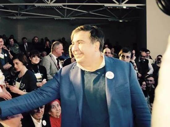 Саакашвили поддержал Трампа: Украина действительно могла вмешаться в американские выборы