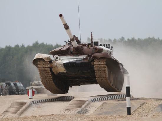 Танковая змейка на иностранном языке: что такое Армейские международные игры