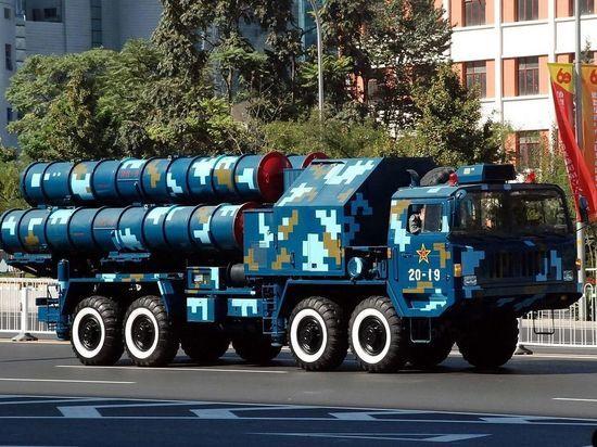 КНР  открыл вВосточной Африке первую зарубежную военную базу