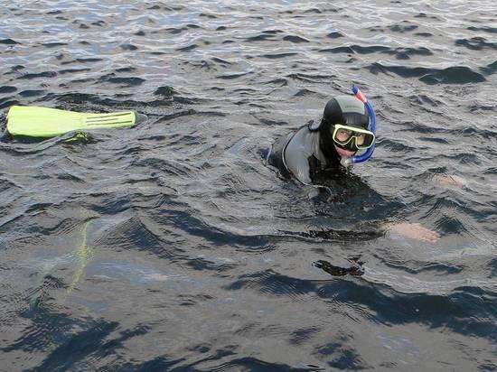 Водолазы-убийцы напугали отдыхающих на пляжах Каспия