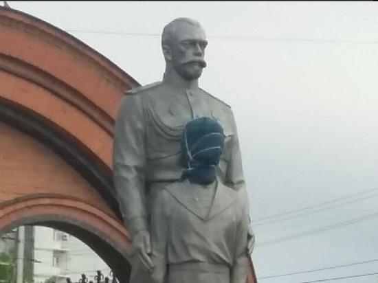 Цесаревича Алексея в Новосибирске изрубили топором