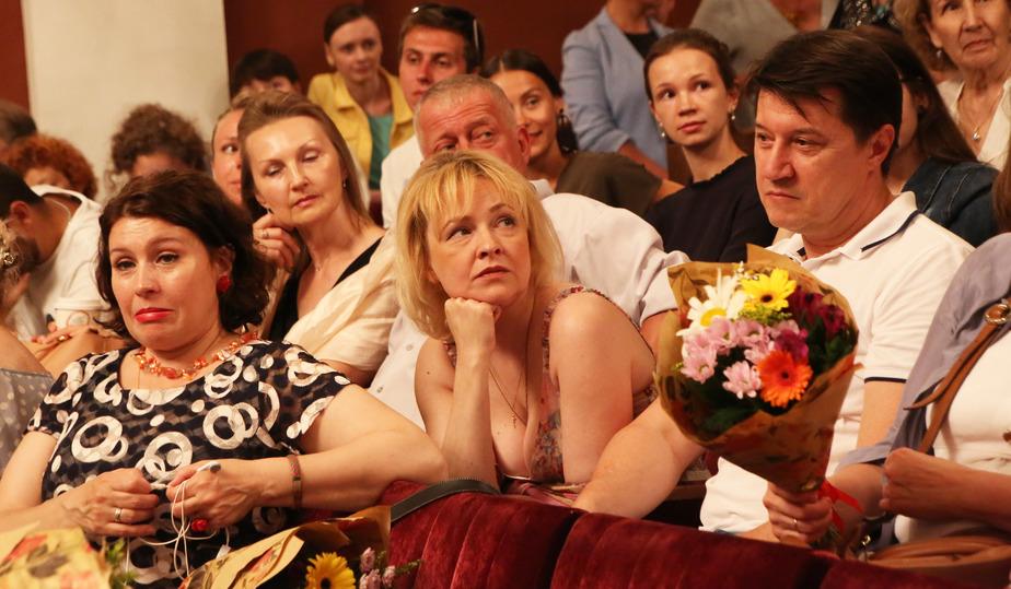 Театр наМалой Бронной открыл новый сезон