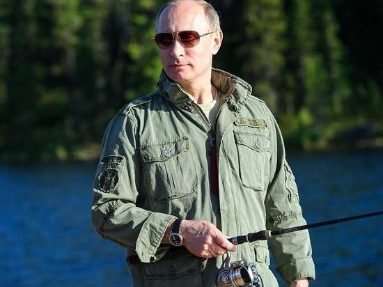 Песков рассказал, где Путин в следующий раз закинет удочку