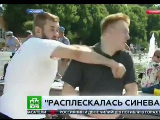 Избивший журналиста в прямом эфире «десантник» не служил в ВДВ