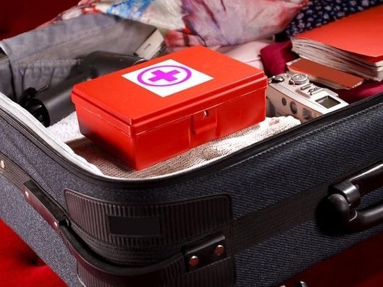 Семейная аптечка путешественника: собираем правильно