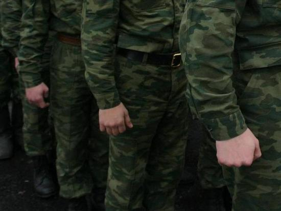 В воинской части на Урале 150 контрактников устроили кровавое побоище