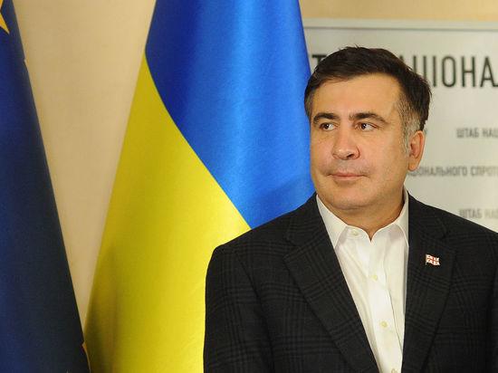 Саакашвили заявил, что у Порошенко не получится «закрыть» его в Америке